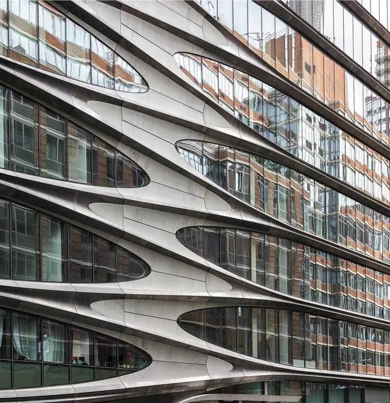 2019-az-awards-winners winning projects- Zaha Hadid Architects' 520 West 28th-