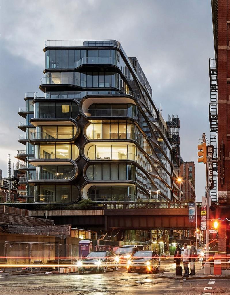 2019-az-awards-winners winning projects- Zaha Hadid Architects' 520 West 28th