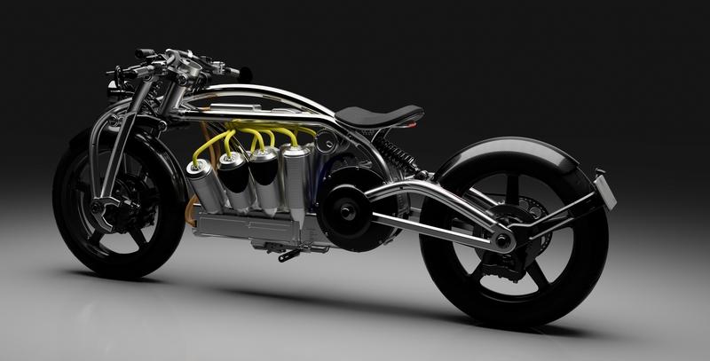 2020 Curtiss Zeus, Radial V8-
