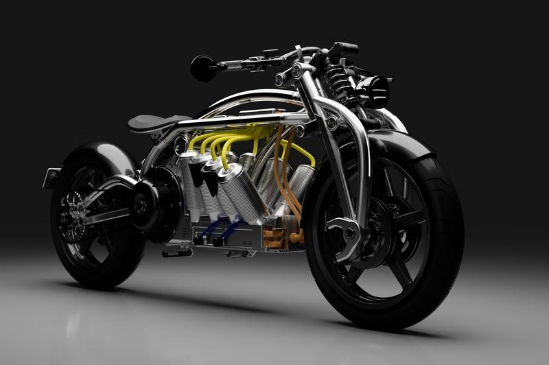 2020 Curtiss Zeus, Radial V8-2019