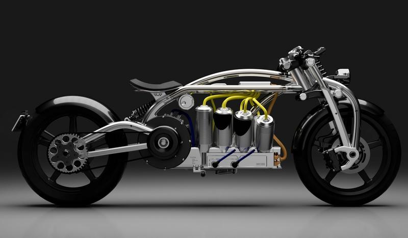 2020 Curtiss Zeus, Radial V8