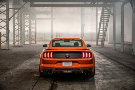 Mustang claims the title of world's best-selling sports coupe as well as best-selling sports car in the United States