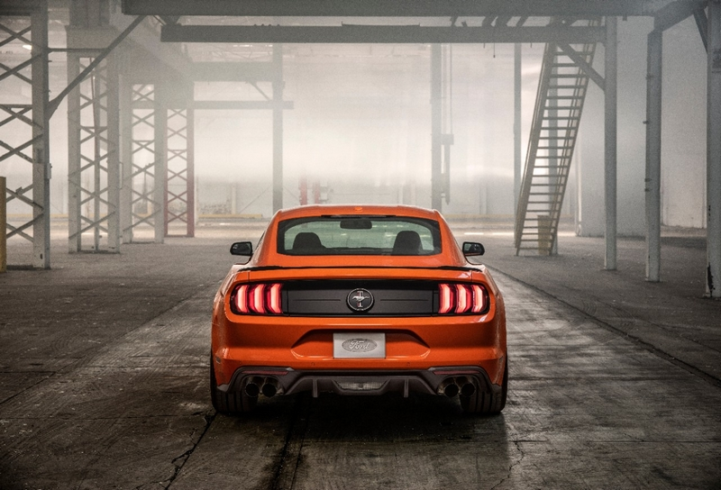 2020 Ford Mustang High Performance Package-details