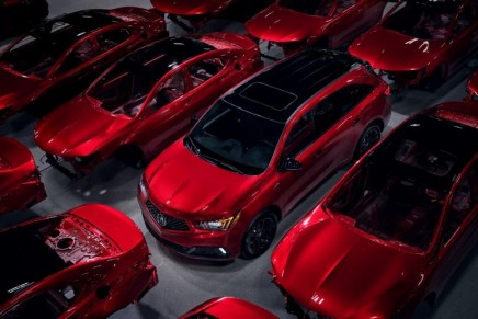Handcrafted 2020 MDX PMC Edition is the latest limited-edition from Acura's prestigious PMC