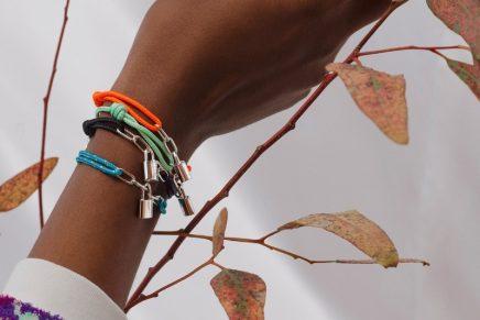 #MakeAPromise: Louis Vuitton's Virgil Abloh debuts his own versions of Silver Lockit