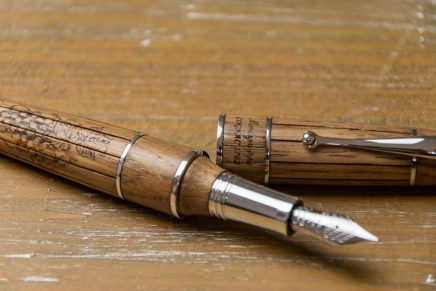 Cognac Hors d'Age: a luxurious pen fit for the cognac cognoscenti. And it is destined to be owned by very few
