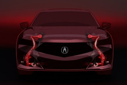 The new TLX to be the quickest and most well-appointed sport sedan in Acura history