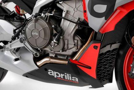 Tuono 660 naked bike: Aprilia's first mid-size sport motorcycle