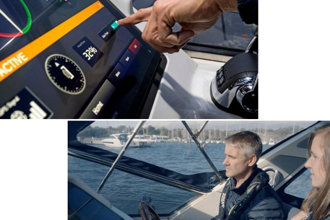 How To Dock a Boat With Yachting Industry's First Fully Integrated Assisted Docking System
