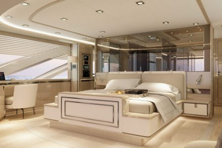 The long-range cruising Bering Yachts B107 goes from Philadelphia to Alicante, Spain on one tank of fuel