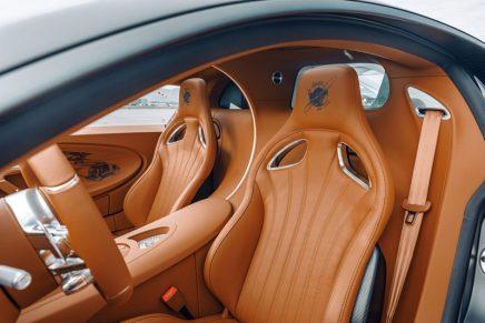 Chiron Sport Les Légendes du Ciel is honoring Bugatti's Daredevils