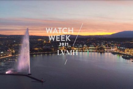 LVMH Watch Week 2021 – a unique opportunity to discover the very latest in horological excellence
