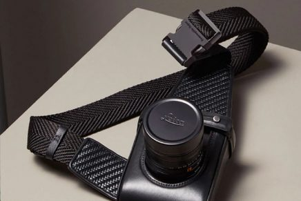 Leica x Zegna: A capsule of high-end camera accessories, possibly the most refined to date