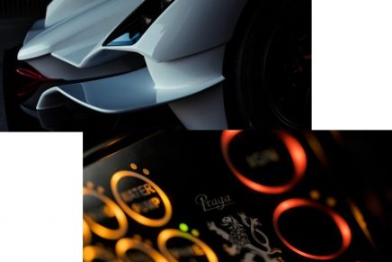 Praga R1 – a race car that is easy to own and run, and dramatic to watch
