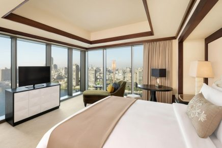 Modern Egyptian Grandeur: The new St. Regis Cairo