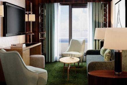 The first-at-sea Luxury SeaSpa by L'Occitane