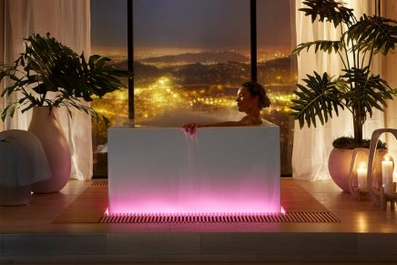 The luxury of pause: The Stillness Bath is transforming into a real spa for quiet mindfulness