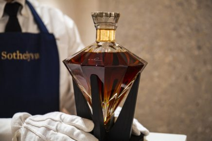 Jay-Z is sharing first bottle of D'USSÉ 1969 Anniversaire ultra-rare Grande Champagne Cognac with the rest of the world