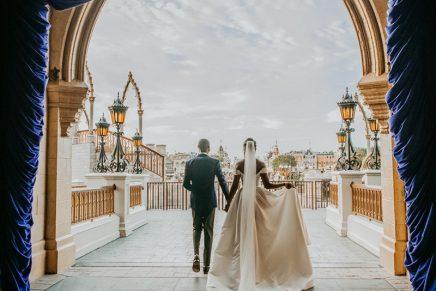 """Disney's Fairy Tale Weddings turns 30: Couples say """"I do"""" Disney style"""