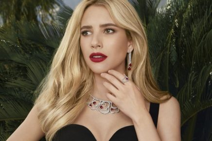 Convertible high jewellery: Fred x Emma Roberts proclaim freedom in every form
