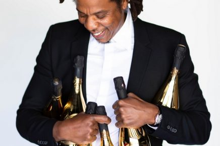 Biggest luxury group bought half of Jay-Z's champagne brand