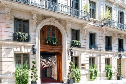Peerless hotels of the world: Maison Delano Announced First Property in Paris