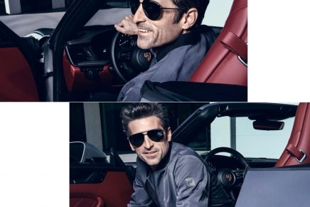 Patrick Dempsey's fame to help Porsche Design to further increase visibility for its Eyewear