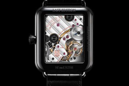 Swiss Alp Watch Final Upgrade: H. Moser & Cie unveils final version of the original Swiss smartwatch