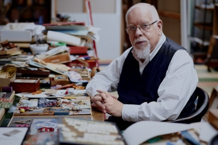 The Anecdotes of Ages Collection, a limited-release whisky and art with renowned British pop artist, Sir Peter Blake