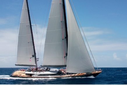 Two rival yacht builders form a Joint Venture to rescue the bankrupt Perini Navi