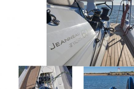 Jeanneau Yachts 60: Philippe Briand's 120th production yacht design is a boat for both the Mediterranean and the Baltic