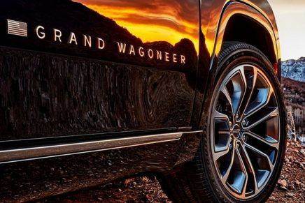 Rebirth of a premium American icon: Wagoneer returns as Jeep's luxury extension