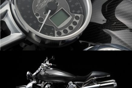 Brough Superior Lawrence is the most high end motorcycle of the world
