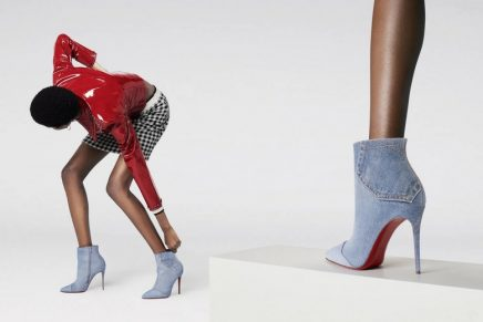 Upcycled denim, Christian Louboutin, and circular embroidery: Three fashion projects embracing circularity principles