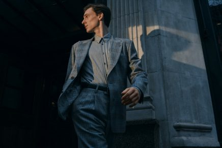 Giorgio Armani's effortless response to tailoring is now more vital than ever