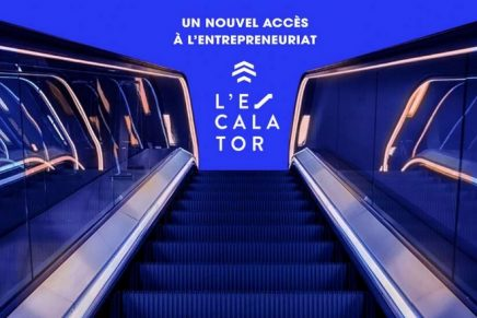 Biggest luxury group announces L'Escalator – a French business incubator open to everyone