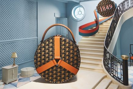 Nicholas Knightly unveils a contemporary nod to Pauline Moynat's empathetic design for women on the move