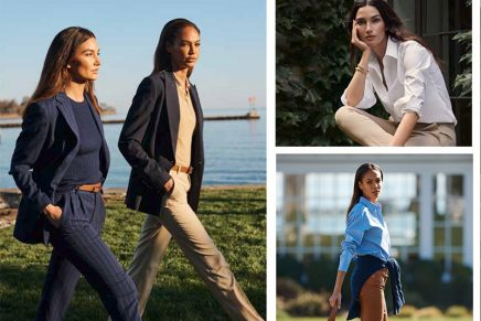 Ralph Lauren – the first luxury brand to introduce subscription apparel rental