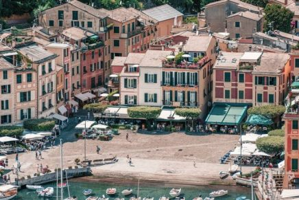 From a guest house for fishermen to a haven for discerning travelers: Splendido Mare Portofino revived