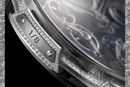 Ulysse Nardin comes to blind you with its newest Sparkling Free Wheel