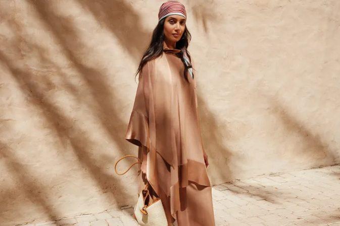 The ultimate wardrobe for demure dressing: Net-a-Porter capsule for Ramadan