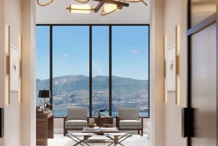 Bespoke, landmark properties: $10 Million Luxury Penthouse Breaks Okanagan Real Estate Record