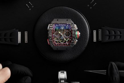 Ferrari signs partnership with Haute Horlogerie brand
