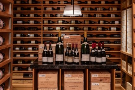 The Taylor Cellars Burgundy, Bordeaux, Napa: Sotheby's first New York single-owner sale of the year