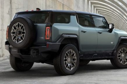 The GMC Hummer EVs were envisioned to be the most capable and compelling electric supertrucks