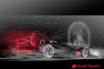 Concept stage for new Audi sports prototype largely completed