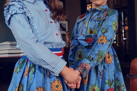 Kidswear FW 2021-2022: The great names of adult fashion take on mini wardrobes' potential