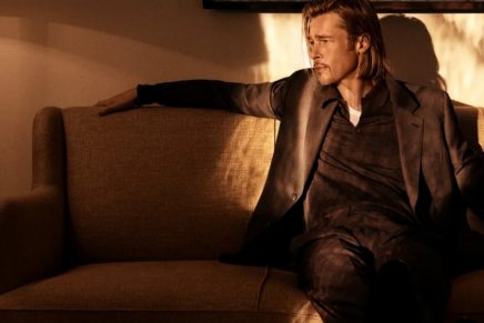 BP Signature: Brad Pitt infuses Brioni's capsule with a sense of quiet confidence