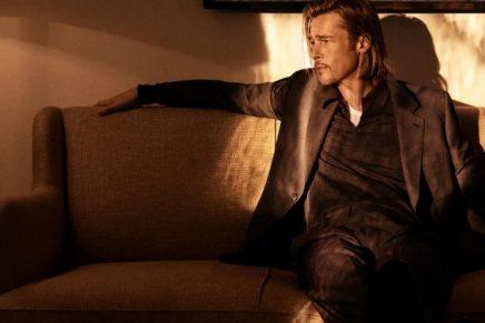 BP Signature: Brad Pitt infuses Brioni's capsule with a sense of quiet confidence