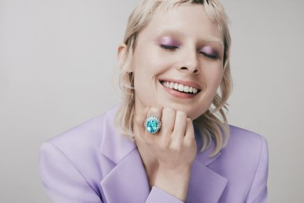 First jewellery House to launch a High Jewellery collection via ecommerce